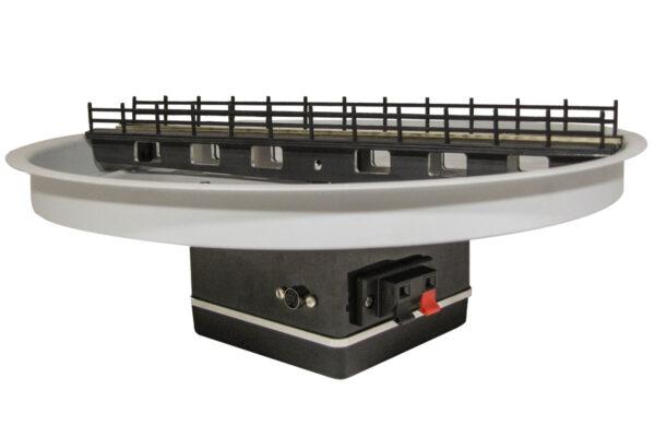 00 Gauge Model Railway Turntable