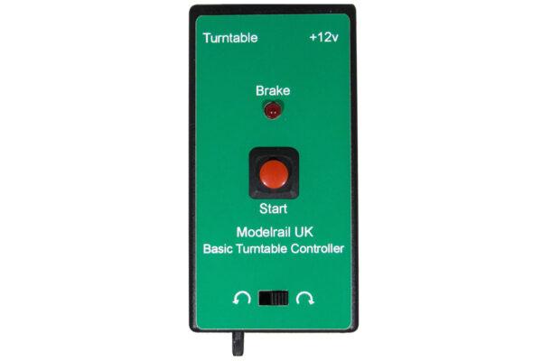 00 Gauge Model Railway Turntable Controller